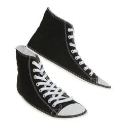 Zipz Licorice Black HiTop Covers Black