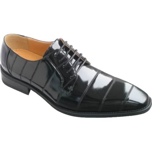 Men's Zota 7618 Black Leather