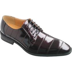 Men's Zota 7618 Burgundy Leather