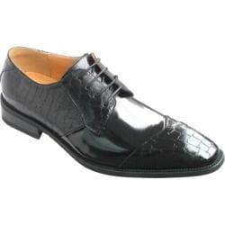 Men's Zota 7628 Black Leather