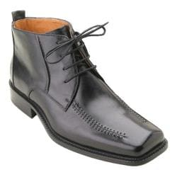 Men's Zota 8666 Black Leather