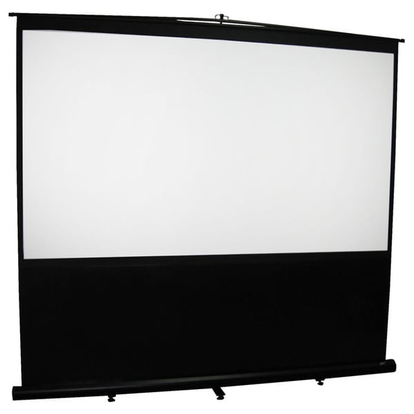 "Elite Screens FMV100 110"" 16:9 Reflexion Portable Projection Screen (53.9 x 95.9)"