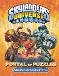 Portal of Puzzles Sticker Activity Book (Paperback)