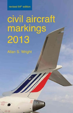 Civil Aircraft Markings 2013 (Paperback)