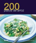 200 platos de arroz / 200 rice dishes (Paperback)