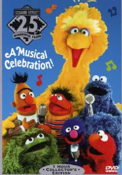 Sesame Street 25th Birthday (DVD)