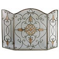 Egan Iron Fireplace Screen