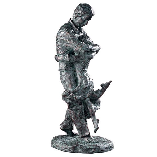 Uttermost 'Welcome Home' Resin Sculpture