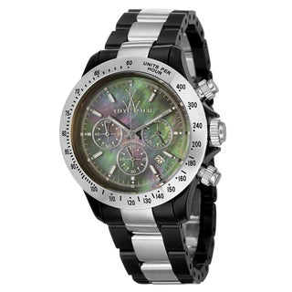 Toy Watch Men's 'Plasteramic' Quartz Tachymeter Watch