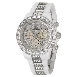 ToyWatch Women's 'Plasteramic' Crystal Watch