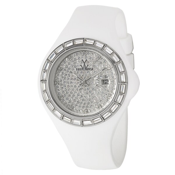 ToyWatch Women's Stainless Steel 'Jelly' Crystal Watch