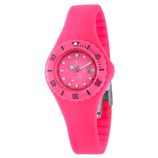 ToyWatch Women's Plastic 'Jelly' Diver Watch