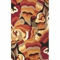 nuLOOM Handmade Multi Wool Rug