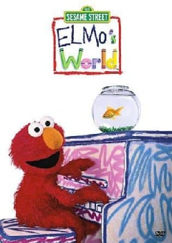 Elmo's World: Dancing Music Books (DVD)