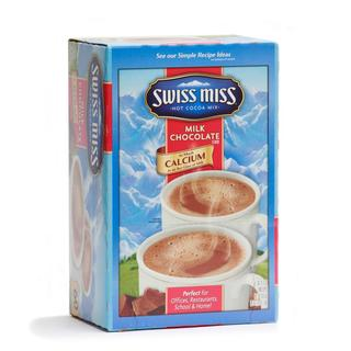 Swiss Miss Milk Chocolate Hot Cocoa Mix (Case of 60)