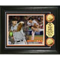 San Francisco Giants Matt Cain 2012 World Series Gold Coin Photomint
