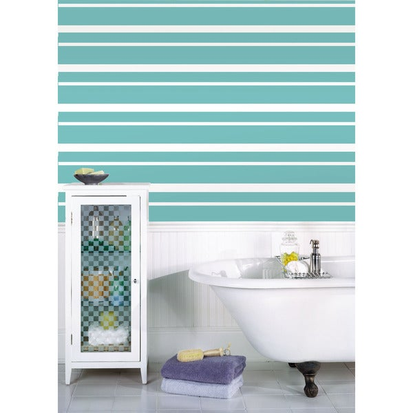 WallPops Calypso Stripe Pack