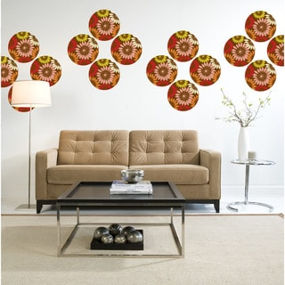 WallPops Carnivale Dot Decal Pack