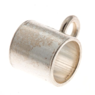 Sterling Silver 5-mm Slider Bail