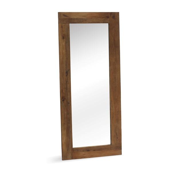 Vistacion Distressed Natural Mirror
