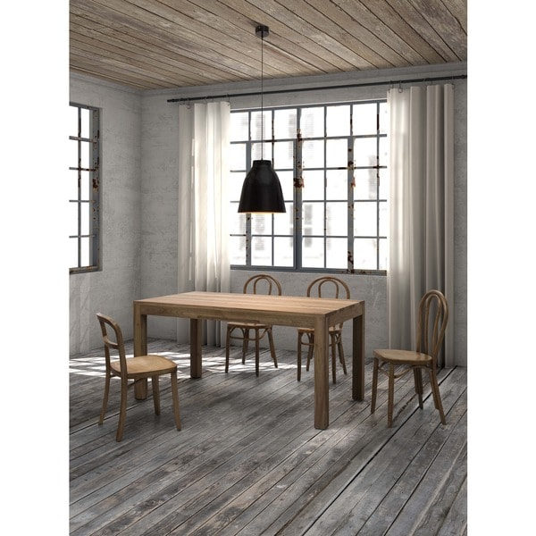 Fillmore Distressed Natural Dining Table