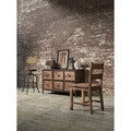 Fort Mason Distressed Natural 6-Drawer Sideboard