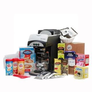 BUNN 392 Gourmet Pourover Coffee Brewer Best Value Bundle