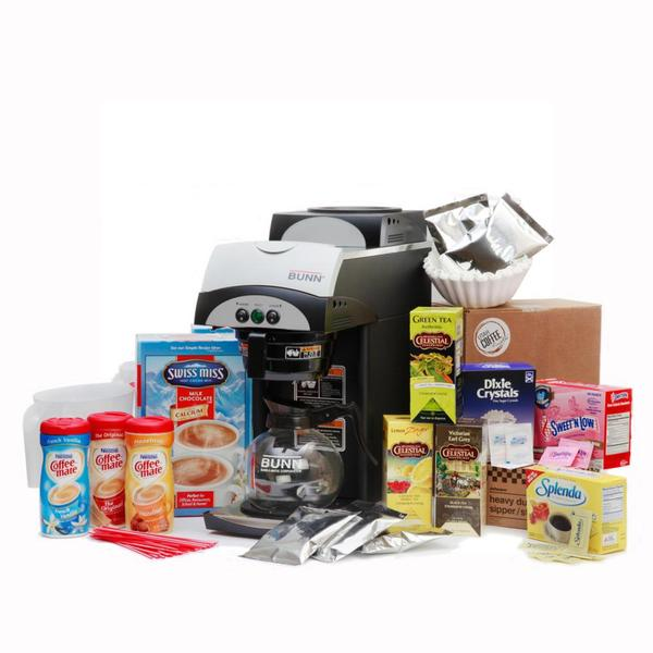 BUNN 392 Gourmet Pourover Coffee Brewer Best Value Bundle