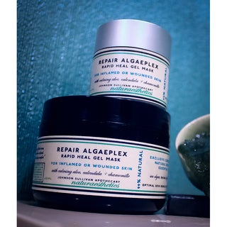 Repair Algaeplex Rapid Heal Gel Masque Pro size or 2-ounce Naturesthetics by Johnson Sullivan Apothecary
