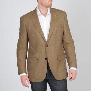 Tasso Elba Men's Wool Houndstooth Sportcoat