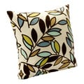 Kirby Lapis Decorative Throw Pillow