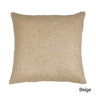 Jovi Home Mega Beaded 24x24-inch Cushion