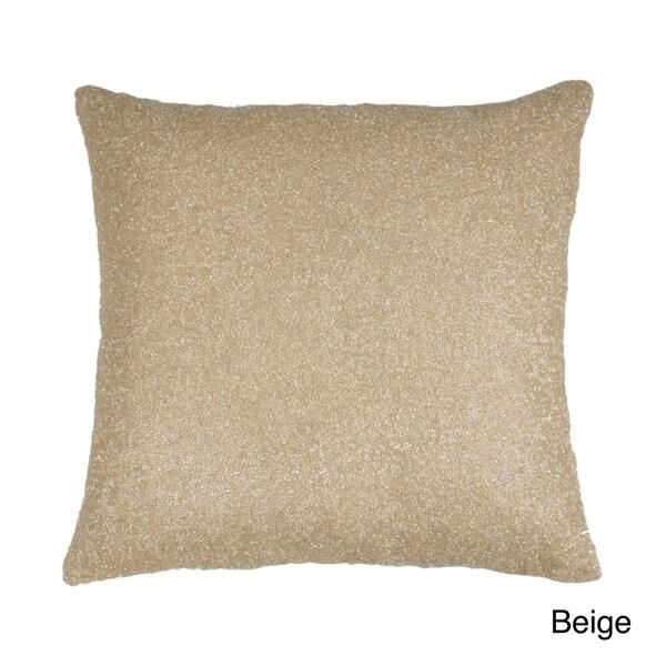 Jovi Home Mega Beaded 24x24-inch Cushion