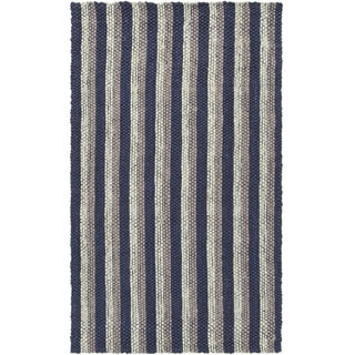 Country Living Hand-Woven Burns Grey Natural Fiber Jute Rug