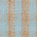Country Living Hand-Woven Helix Blue Natural Fiber Jute Rug