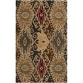Hand-tufted Comanche New Zeland Wool Rug
