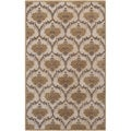 Hand-tufted Cleburne New Zealand Wool Rug