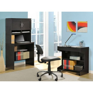 Altra Furniture Marlow Office Armoire and Desk