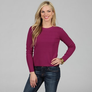 Celebrating Grace Women's Raspberry Understudy Top