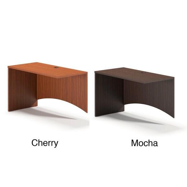 mayline brighton 48 inch return for brighton desk or credenza