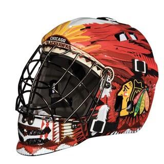 NHL Team Chicago Blackhawks SX Comp GFM 100 Goalie Face Mask