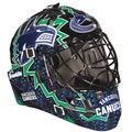 NHL Team SX Comp GFM 100 Vancouver Canucks Goalie Face Mask