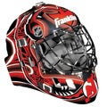 NHL Team New Jersey Devils SX Comp GFM 100 Goalie Face Mask