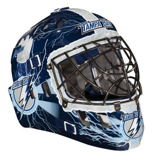 NHL Team SX Comp GFM 100 Tampa Bay Lightning Goalie Face Mask