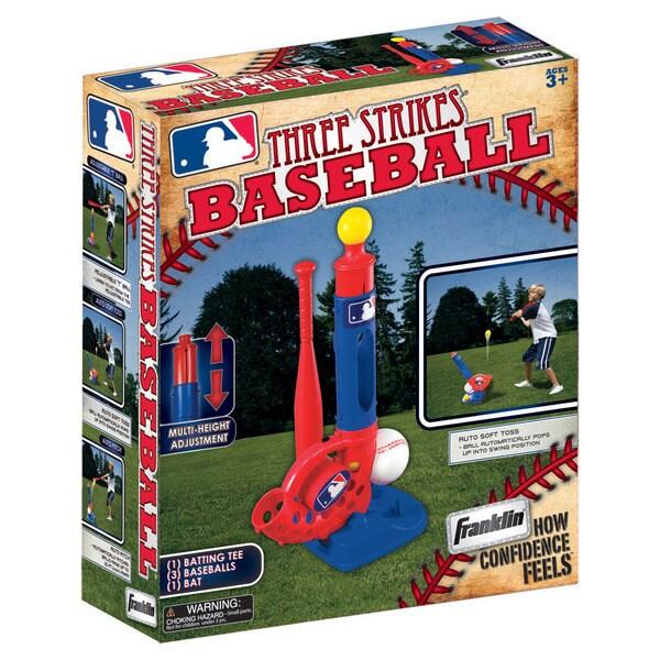 'Three Strikes' Baseball Set