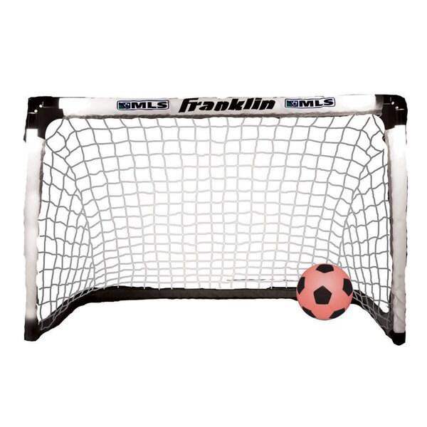 MLS Light Up Soccer Goal Set