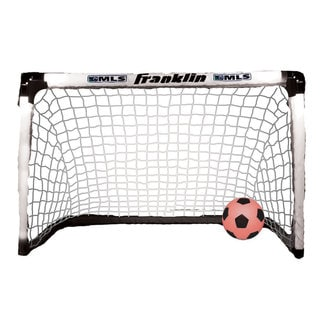 Franklin MLS Light Up Soccer Goal Set