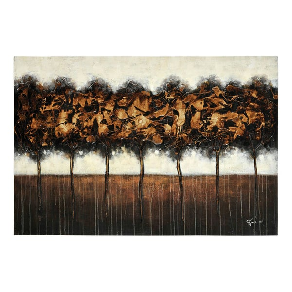 Ren Wil Giovanni Russo 'Majestic Path' Hand-painted Canvas Art