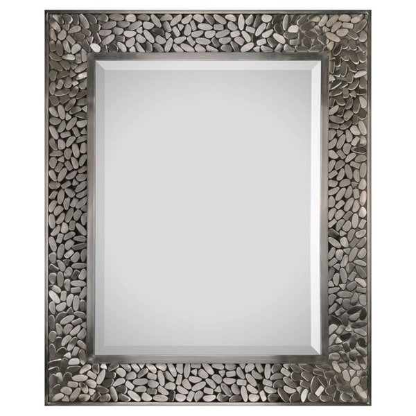Lexi Nickel Plated Mirror