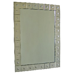Khan Glass Mirror